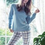 Dámské pyžamo Key LNS 892 B8