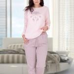 Dámské pyžamo KIRA 677