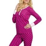 Dámské pyžamo Koko růžové