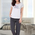 Dámské pyžamo KORNELIA 629 – M-MAX