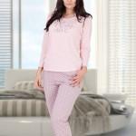 Dámské pyžamo LEDA 678