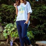 Dámské pyžamo LHS 055 A8 – KEY