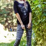 Dámské pyžamo LHS 841 A8 – KEY