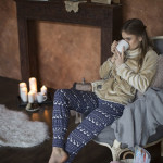 Dámské pyžamo LHS 886 – KEY