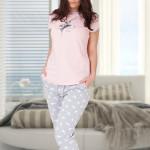 Dámské pyžamo LIWIA 630 – M-MAX