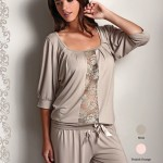 Dámské pyžamo LMS – 2001 Serena – Luisa Moretti