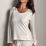 Dámské pyžamo LMS-2025 Paola – Luisa Moretti