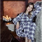 Dámské pyžamo LNS 417 B7 – Key