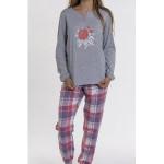 Dámské pyžamo LNS 419 – KEY
