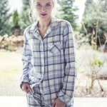 Dámské pyžamo LNS 443 B8