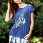 Dámské pyžamo LNS 470 A8 – KEY