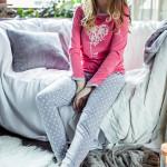 Dámské pyžamo LNS 812 – KEY