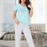 Dámské pyžamo LUIZA 631 – M-MAX