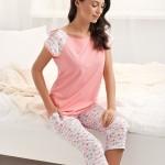 Dámské pyžamo Luna 546 kr/r S-XL