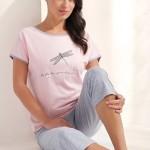 Dámské pyžamo Luna 551-2