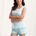 Dámské pyžamo Luna 590 S-XL