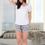 Dámské pyžamo M-Max Berta 618 kr/r S-XL
