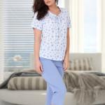 Dámské pyžamo M-Max Izolda 624 kr/r M-2XL
