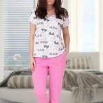 Dámské pyžamo M-Max Kleopatra 628 kr/r S-2XL