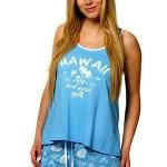Dámské pyžamo Malajka blue
