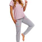 Dámské pyžamo Miranda pink