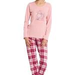 Dámské pyžamo Nela růžové