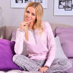 Dámské pyžamo Nika 789-03 pink