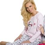 Dámské  pyžamo Oda růžové