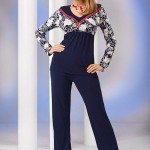 Dámské pyžamo Olimpia – Donna