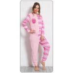 Dámské pyžamo overal Sova 0284 – Vienetta