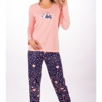 Dámské pyžamo Panda a hvězdy 2149 – Vienetta