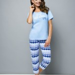 Dámské pyžamo Regina 854 kr/r 2XL