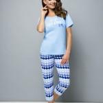 Dámské pyžamo Regina 854 kr/r S-XL
