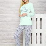 Dámské pyžamo Renata 885 S-XL ( DRAPANA ) – TARO