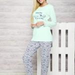 Dámské pyžamo Renata 885 – TARO