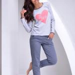 Dámské pyžamo Rosalia 1024-02