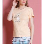 Dámské pyžamo s krátkým rukávem Azor