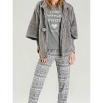 Dámské pyžamo s župánkem 6388 Noidinotte