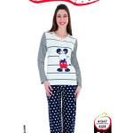 Dámské pyžamo SAB 41347 – Sabrina