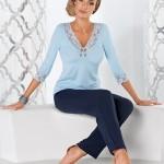 Dámské pyžamo Sandra – Donna