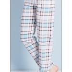 Dámské pyžamo šortky, kalhoty Alena 6602 – Vienetta