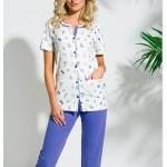 Dámské pyžamo Taro Fabia 2171 kr/r M-XL '18