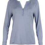Dámské pyžamo-top QS5541E – Calvin Klein