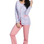 Dámské pyžamo Věra růžové