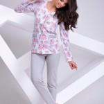 Dámské pyžamo Wera 963-01