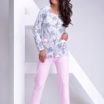Dámské pyžamo Wera 963-02
