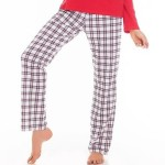 Dámské pyžamové kalhoty 690 583005 – Cornette