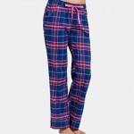 Dámské pyžamové kalhoty Mix & Match AW16 Trousers Flannel – Triumph