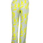 Dámské pyžamové kalhoty Sleep Pant QS6067E – Calvin Klein