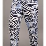 Dámské pyžamové kalhoty Tygr 4311 – Vienetta